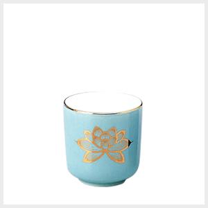 陶器 湯呑/カラー:青磁