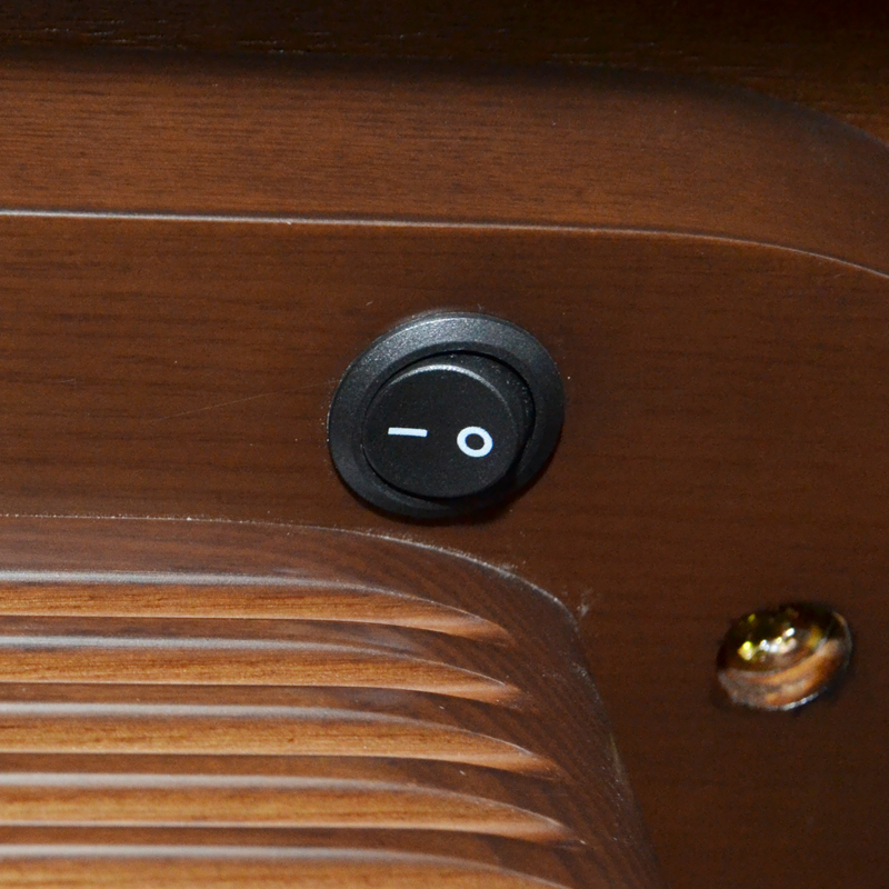 ON、OFFの操作が簡単なライトボタン