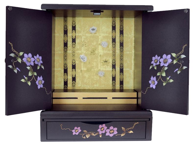 仏壇台を設置したイメージ