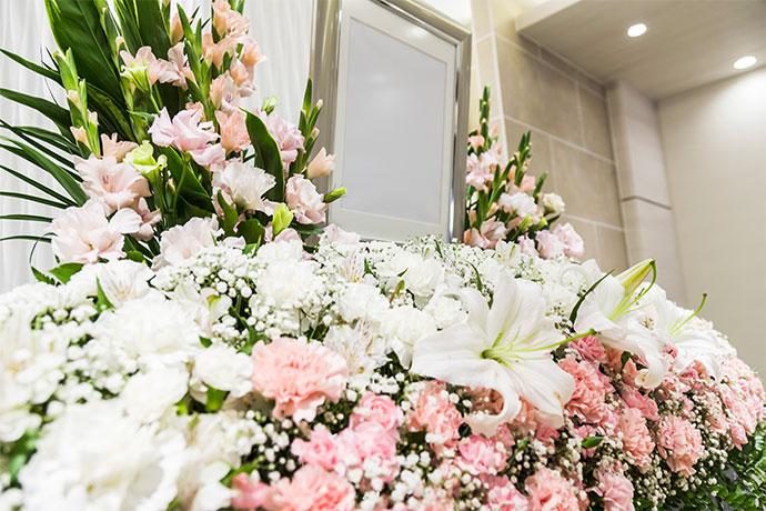 祭壇のイメージ写真